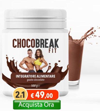 chocobreak fit prezzo