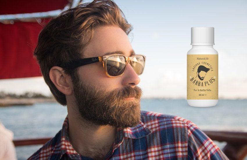recensione barba plus per infoltire la barba