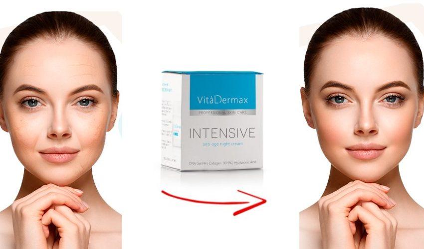 recensione crema viso vitaldermax