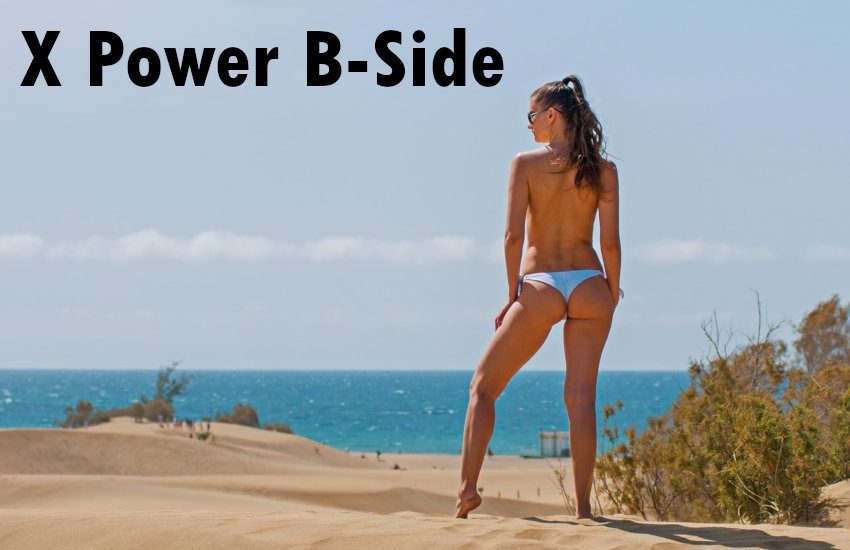 recensione x power b side glutei