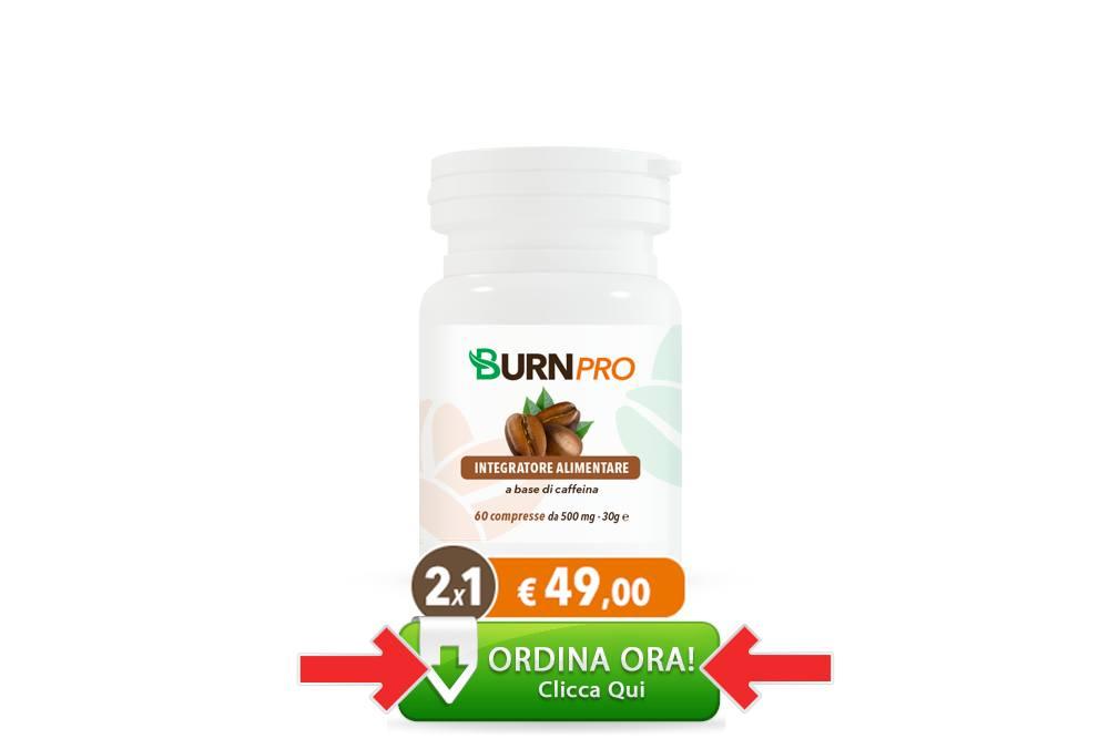 burn pro prezzo
