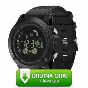 x tactical watch prezzo e dove si compra