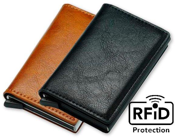 x wallet portafoglio antifurto
