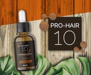 pro hair 10 ingredienti naturali