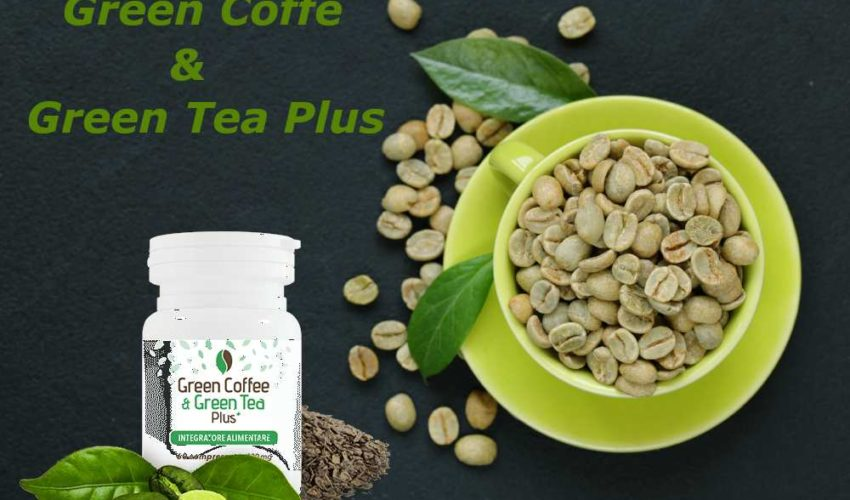 recensione green coffe e green tea