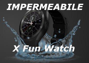 x fun watch caratteristiche