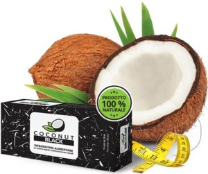 coconut black integratore burcia grassi