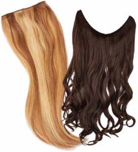 hair extension invisibili