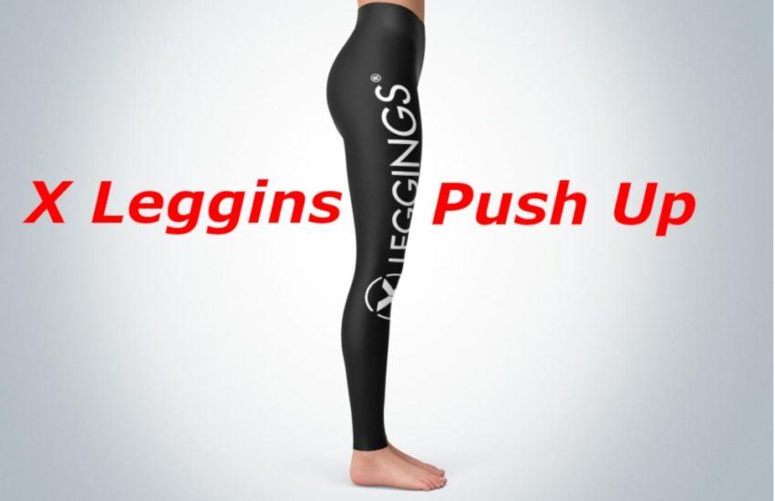 x leggins push up recensione