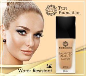 pure foundation vantaggi