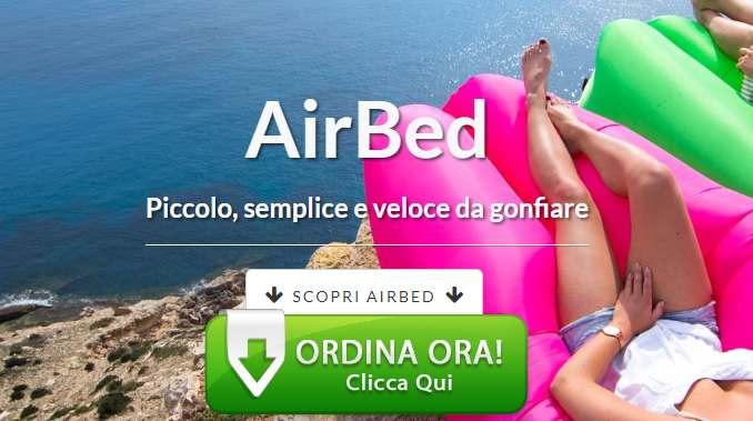 air bed prezzo