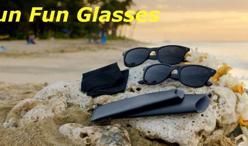 sun fun glasses recensione completa