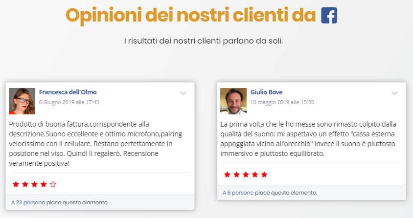Smart Glasses opinioni e testimonianze