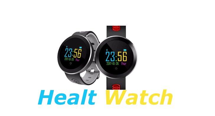 healt watch orologio multifunzione