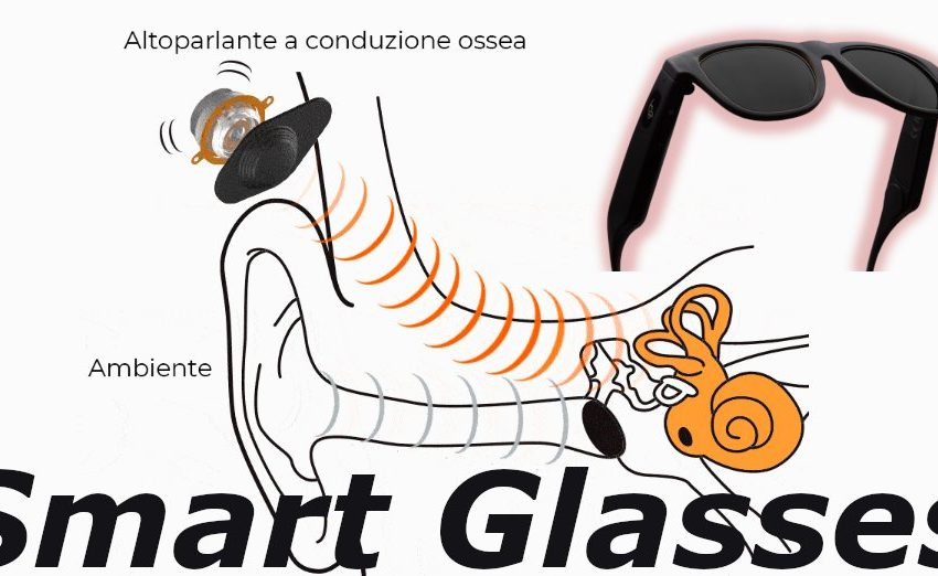 recensione smart glasses