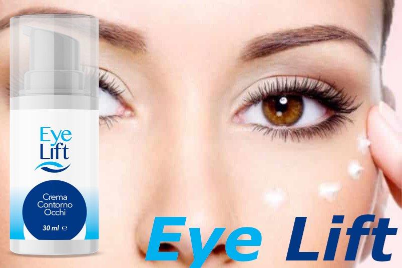 recensione eye lift crema contorno occhi