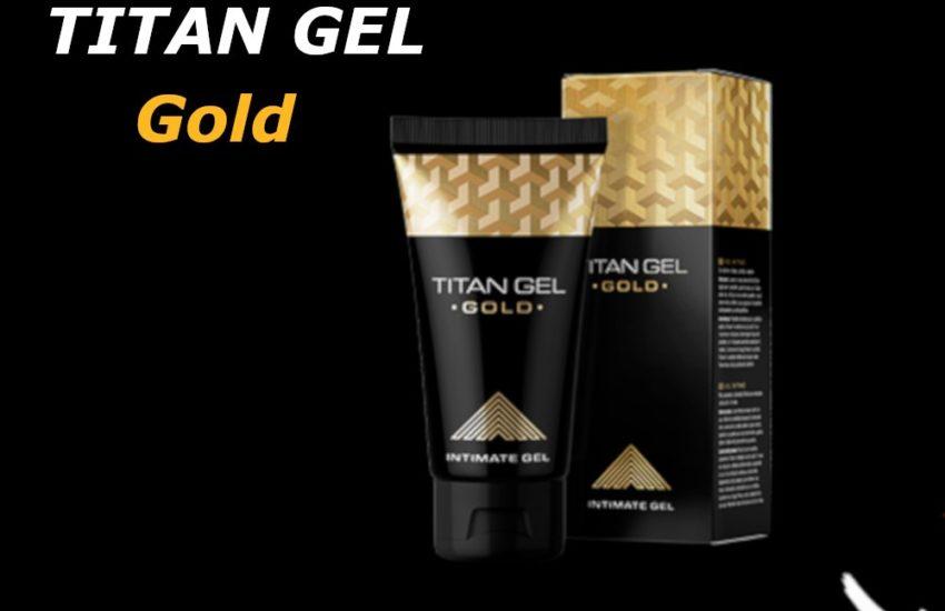 recensione titan gel gold