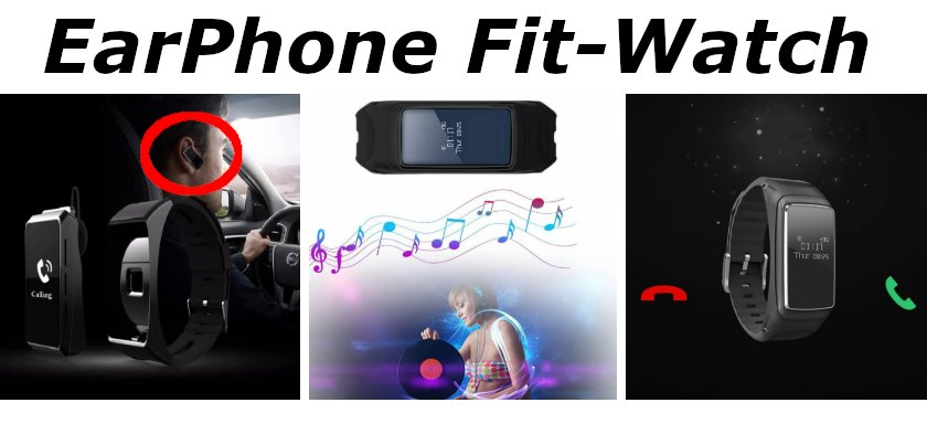 earphone fit watch recensione