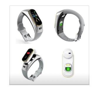 earphone fit-watch