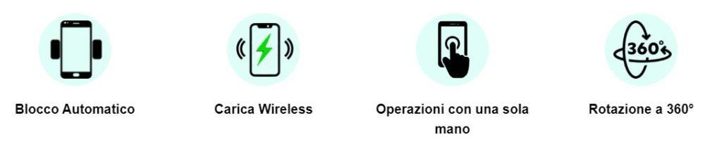 power wireless caratteristiche