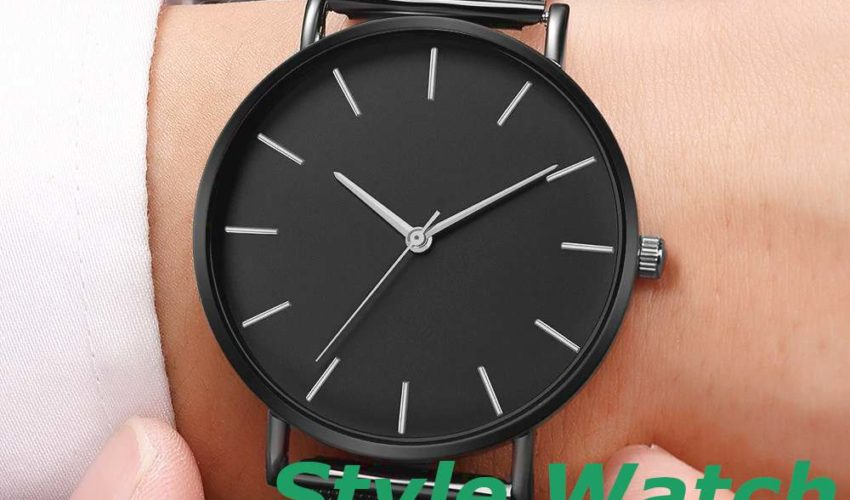 style watch recensione