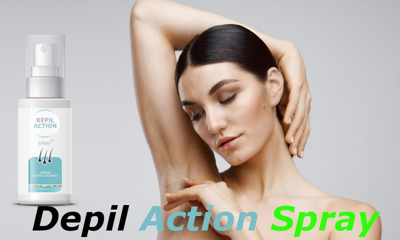 recensione depilaction spray