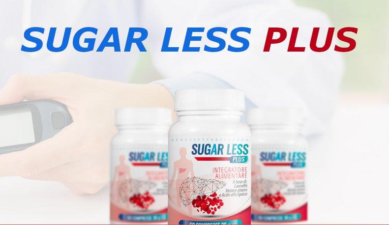 recensione sugar less plus