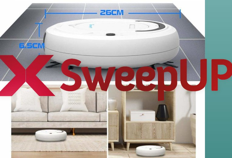 x sweep up recensione