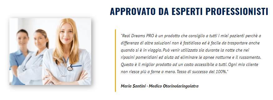 Opinioni e recensioni su Real Dreams PRO