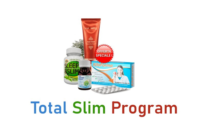 recensione total slim program