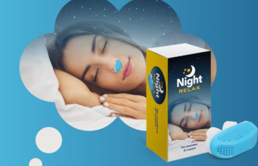 Night Relax recensione