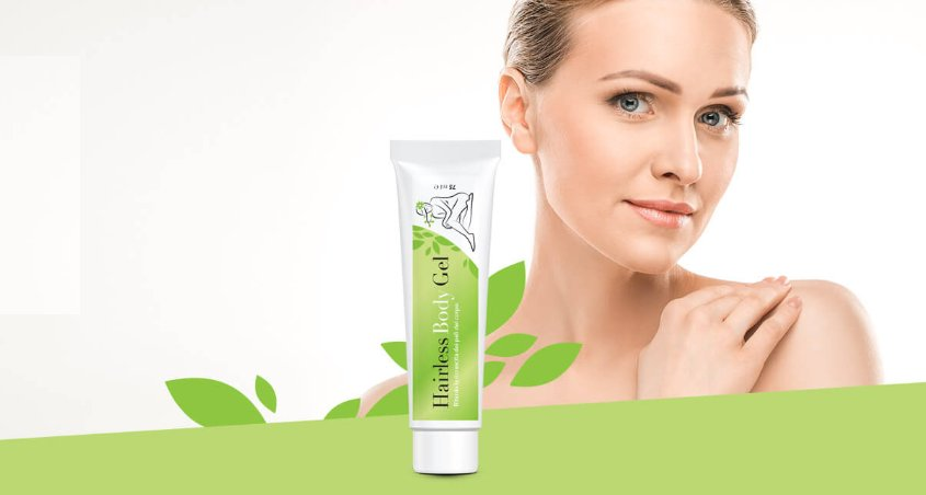 recensione hariless body gel