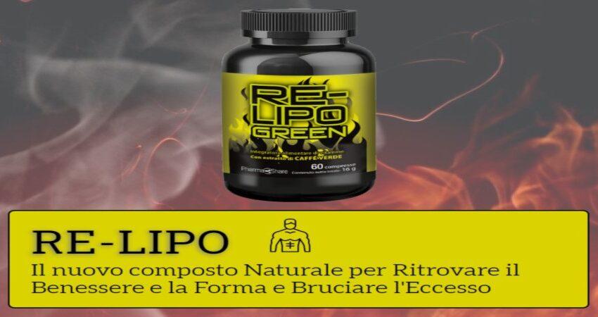 recensione Re Lipo Green