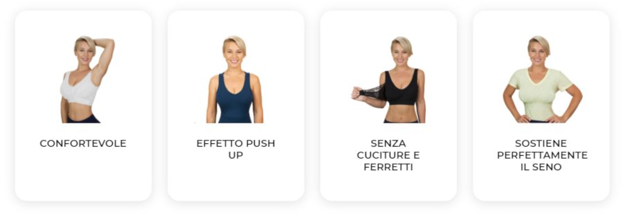 push up bra opinioni