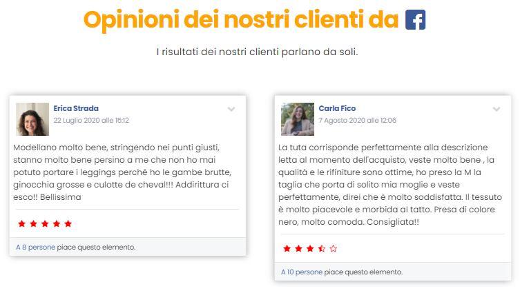 Xpower Fit opinioni e recensioni dei clienti