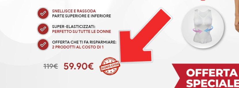 elastic fit prezzo
