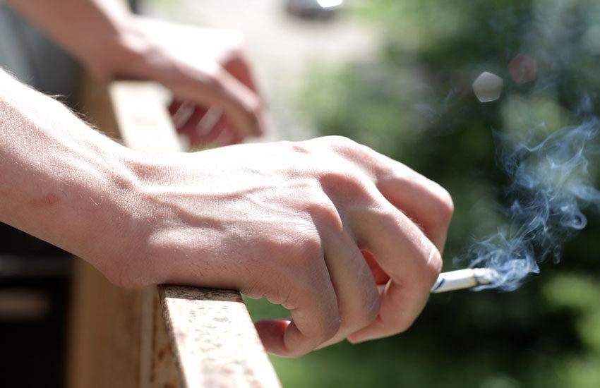 smettere di fumare con nocotinal