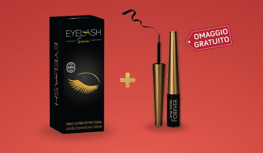 recensione eyelash serum siero per ciglia