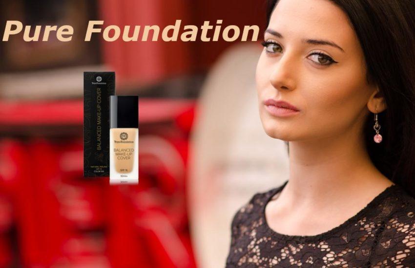 pure foundation recensione
